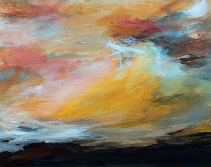 Landschaftsmalerei Expressionismus Nolde